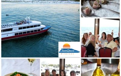 Friday, April 12, 2019   Sandestin Wine Festival Champagne & Seafood Lunch Cruise