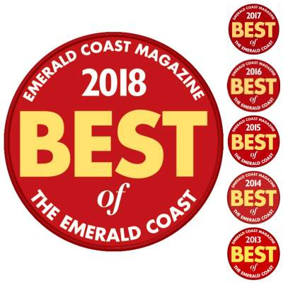 Best Destin Wedding Venue & Event Venue Award