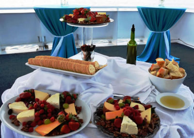Our chefs can serve special catering menus based on your budget.
