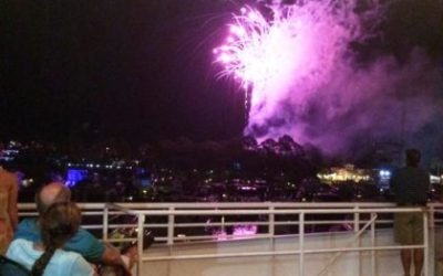 Every Tuesday & Thursday in the Summer | Sunset, Fireworks, Fine Dining Cruise with Live Music