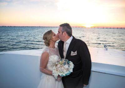 We have expertly planned it all from beach weddings to yacht weddings and receptions.