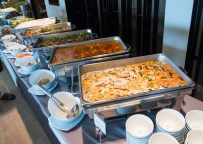 Our chefs also offer off-site catering for big or small groups.