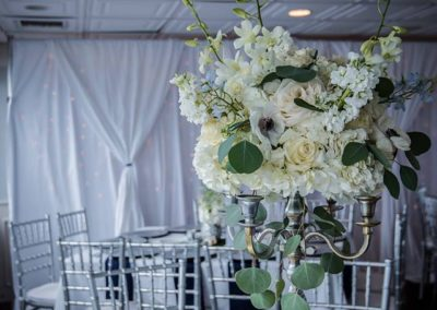 Nothing is more convenient or stress free than hosting your wedding and reception in one venue.