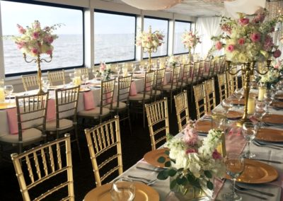 Our wedding planners can transform any space to make your creative vision a reality.