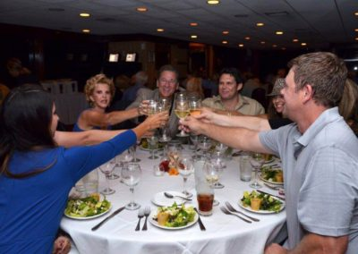 SOLARIS Dinner Cruises are the perfect way to entertain clients or employees.