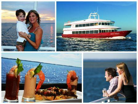Mother's Day Lunch Cruise Destin Fl 2019 | SOLARIS Yacht