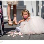 destin weddings kaycee nick flower girl