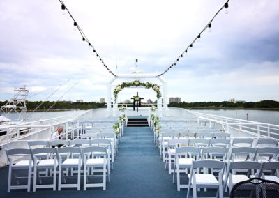 Destin Wedding Venues Amp Packages Solaris Yacht Venue