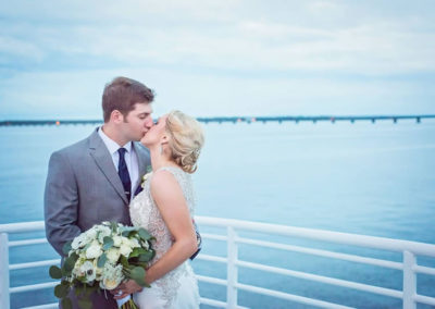 Nothing is more private, stress-free or unforgettable than a yacht wedding and reception.