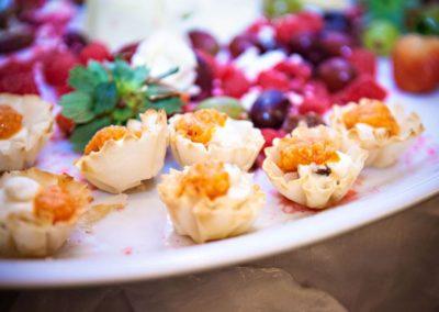 Award-winning coastal cuisines and special wedding menus