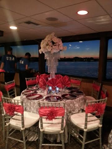 Destin Fireworks Dinner Cruises on SOLARIS Yacht