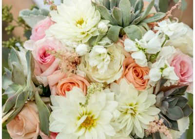 We will consult with you on the right mix of flowers and the right types of arrangements based on your dream visions.