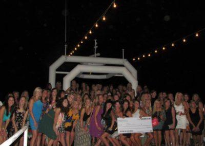 Proffitt PR's Girls Night Out Event on the Sky Deck