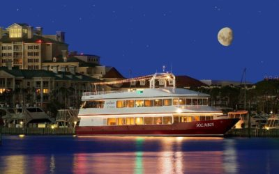 Thurs, February 14, 2019 | Valentine's Moonlight Dinner & Dancing Cruise