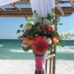 destin wedding florist bright mix