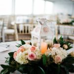 destin wedding flowers greenery w color