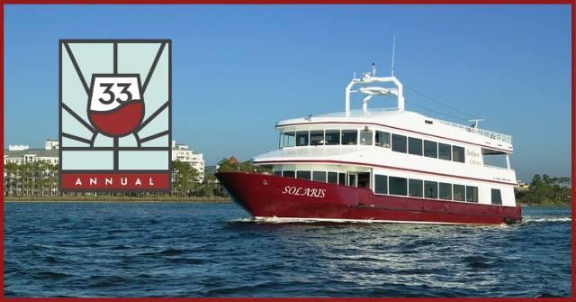 Sandestin Wine Festival Cruise 2019 | SOLARIS Yacht