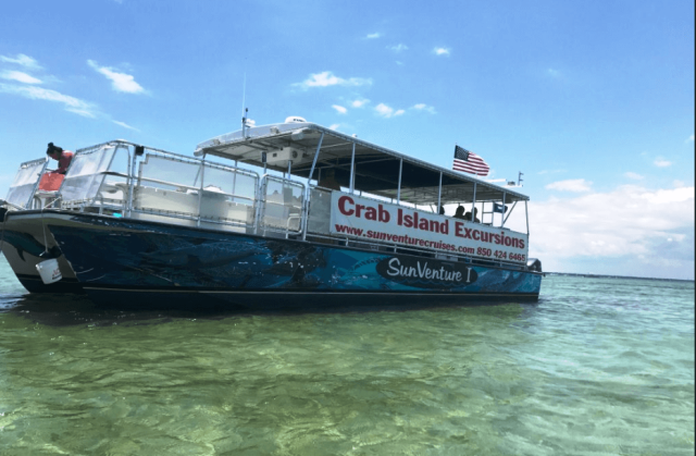 svc crab island cruises