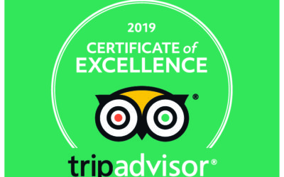 Best Destin Restaurants TripAdvisor 2019 Award for SunQuest Cruises